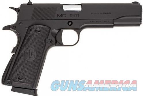 EAA GIRSAN MC1911S 45ACP 5 GOVT BLK ETC  Guns > Pistols > L Misc Pistols