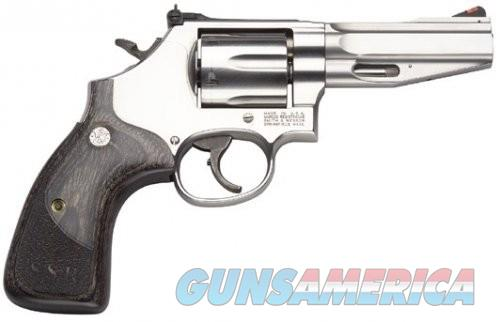 Smith and Wesson Performance Center Pro Series 686 SSR Stainless .357 Mag/.38 SPL 4-inch 6Rds  Guns > Pistols > Smith & Wesson Revolvers > Full Frame Revolver