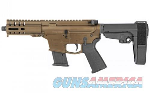 "CMMG BANSHEE 300 PISTOL 5"" 5.7X28 BRZ  Guns > Pistols > L Misc Pistols"