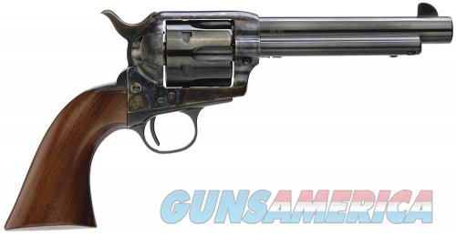 "Taylor's & Company 1873 Gunfighter Deluxe Single Action Revolver .357 Mag 5.5"" Barrel 6 Rounds Walnut Grips Case Hardened Frame Finish 5000DE  Guns > Pistols > L Misc Pistols"