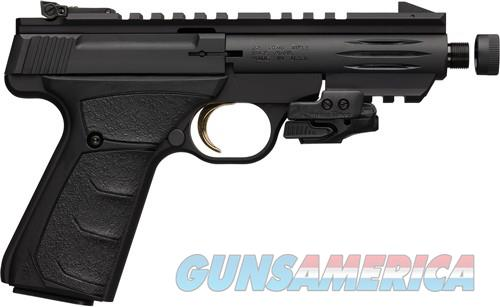 Browning Buck Mark Black Label Suppressor Ready .22 LR 4.5-inch 10Rds  Guns > Pistols > L Misc Pistols