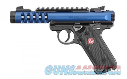 """RUGER MK IV LITE 22LR 4.4"""" BLUE 10RD  Guns > Pistols > L Misc Pistols"""