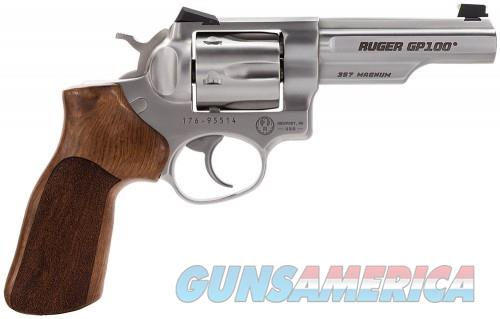 Ruger 1754 KGP141MCF 357M 4.2 FO SS  Guns > Pistols > L Misc Pistols