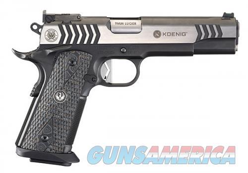 Ruger SR1911-DK COMP 9MM 10RD TL  Guns > Pistols > L Misc Pistols