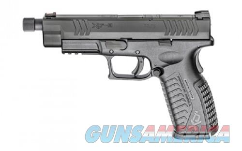 "Springfield XDM OSP Threaded Barrel 9mm 4.5"" Black 19 Round  Guns > Pistols > L Misc Pistols"