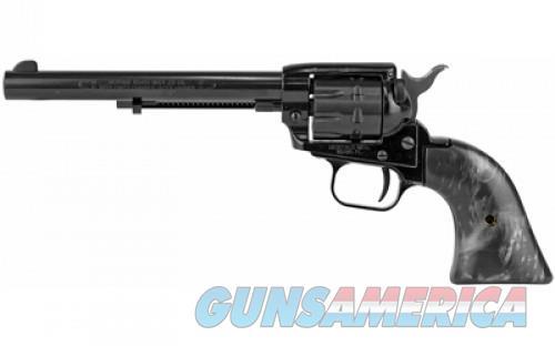"HERITAGE 22LR BK 6.5"" 9RD BLK PEARL  Guns > Pistols > L Misc Pistols"