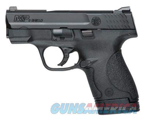 Smith and Wesson M&P9 Shield 9mm 3.125-Inch 8Rd Fixed Sights No Thumb Safety  Guns > Pistols > Smith & Wesson Pistols - Autos > Shield