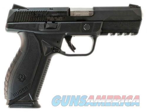 Ruger American Pistol Centerfire Pistols - Stainless Steel (Full Size)  Guns > Pistols > Ruger Semi-Auto Pistols > P-Series