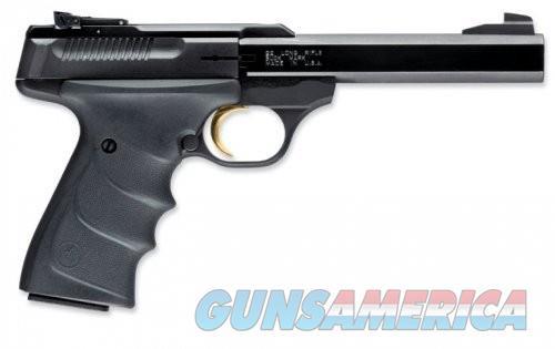 Browning Buckmark Standard URX BL 22LR  Guns > Pistols > Browning Pistols > Buckmark
