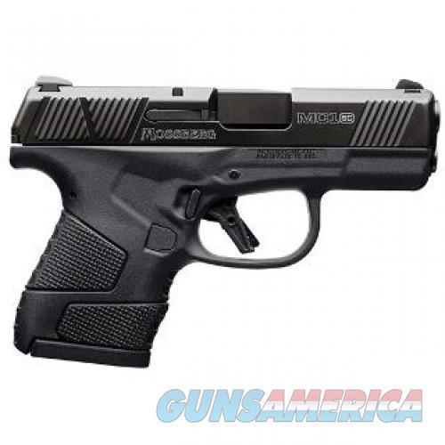 MossbergS MC1 9MM 3.4 MANUAL SAFETY 6&7 RND  Guns > Pistols > L Misc Pistols