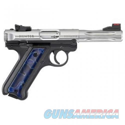 Ruger MK-IV HTR 22LR 4.5SS RAF T  Guns > Pistols > L Misc Pistols