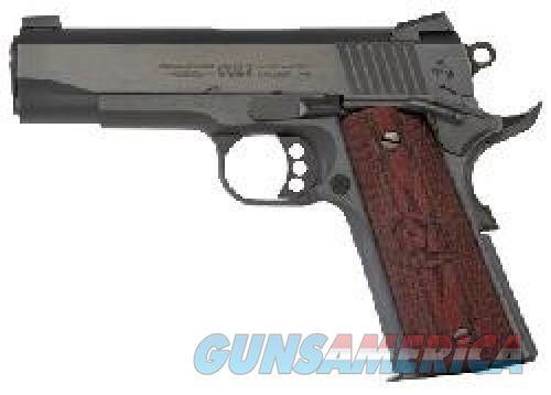 Colt Firearms Combat Commander Black 9mm 4.25-inch 9rd  Guns > Pistols > L Misc Pistols