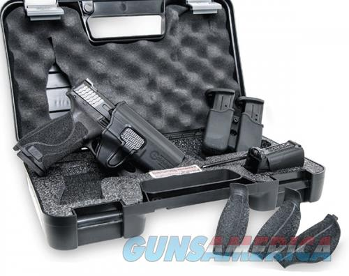 Smith and Wesson M&P40 M2.0 Carry & Range Kit .40 SW 4.25-inch 15Rds  Guns > Pistols > Smith & Wesson Pistols - Autos > Polymer Frame