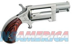 North American Arms Stainless Sidewinder Revolver .22 Mag 1 Inch 5Rd  Guns > Pistols > L Misc Pistols