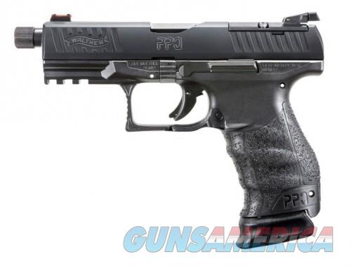 Walther PPQ M1 Classic Q4 TAC 9MM 4.6-inches 15Rds  Guns > Pistols > L Misc Pistols