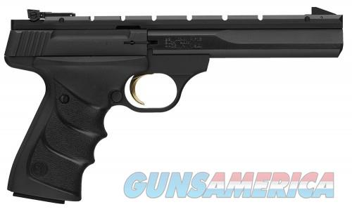 Browning Buck Mark Contour URX Black .22LR 5.5-inch 10rd  Guns > Pistols > Browning Pistols > Buckmark