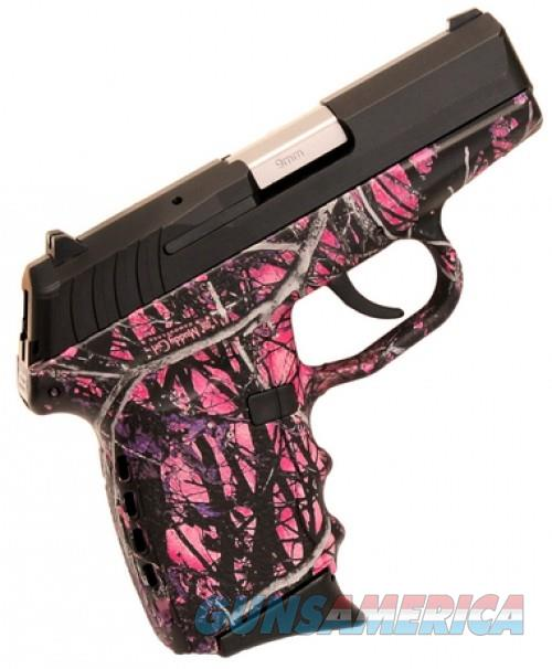 SCCY CP-2 Black / Muddy Girl Camo 9mm 3.1-inch 10Rd  Guns > Pistols > SCCY Pistols > CPX2