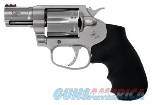 Colt Cobra Double-Action Centerfire Revolvers  Guns > Pistols > L Misc Pistols