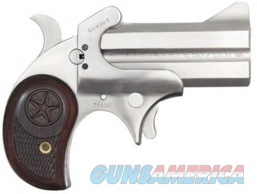 Bond Arms Cowboy Defender WO/TG 357MAG 3 inch  Guns > Pistols > Bond Derringers