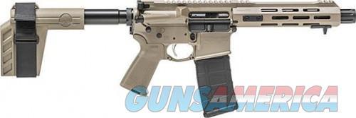 Springfield Saint Pistol 5.56 FDE 7.5-inch 30Rds 223Rem 5.56NATO  Guns > Pistols > L Misc Pistols