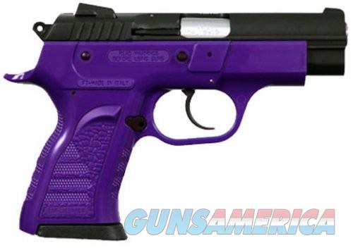 EUROPEAN AMERICAN ARMORY  TANFO WITNESS 9MM PURPLE POLY 13RD  Guns > Pistols > EAA Pistols > Other