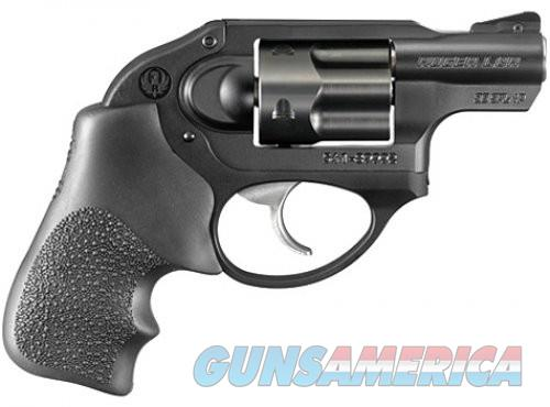 Ruger LCR 38SPC BL/HOGUE GRP 5RD DAO  Guns > Pistols > Ruger Double Action Revolver > LCR