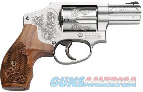 Smith Wesson Engraved Handguns - Mahogany  Guns > Pistols > Smith & Wesson Revolvers > Full Frame Revolver