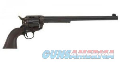 EMF BUNTLINE SA HGR 45LC 12' CASEHARDEN/BLUE FINISH WAL GRIP  Guns > Pistols > L Misc Pistols