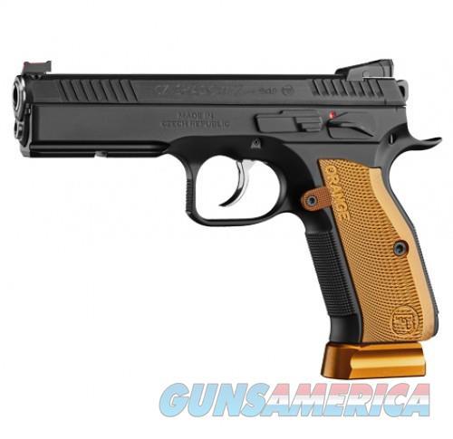 CZ Shadow 2 Orange 9mm  Guns > Pistols > L Misc Pistols