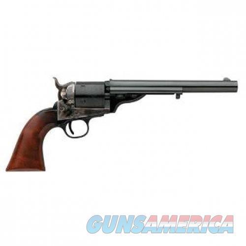 Taylor's & Co. 1872 Open-Top Late Model Conversion Blued .38 SPL 7.5-Inch 6Rd  Guns > Pistols > L Misc Pistols
