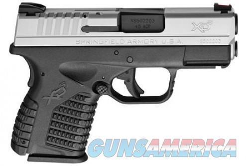 Springfield Armory XD-S Bi-Tone .45 ACP 3.3-inch 5Rds  Guns > Pistols > L Misc Pistols