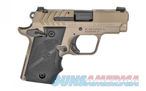 "SPRGFLD 911 380ACP 7RD 2.7"" FDE  Guns > Pistols > L Misc Pistols"