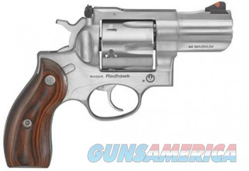 Ruger Redhawk Stainless 44MAG 2.75 Inch 6Rd TALO Exclusive Adjustable Sight  Guns > Pistols > Ruger Double Action Revolver > Redhawk Type