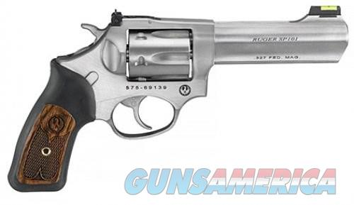 Ruger SP101 Double-Action Centerfire Revolvers - Stainless Steel  Guns > Pistols > Ruger Double Action Revolver > SP101 Type