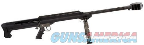 Barrett Model 99 Black .50 BMG 29-inch 1Rds  Guns > Rifles > Barrett Rifles