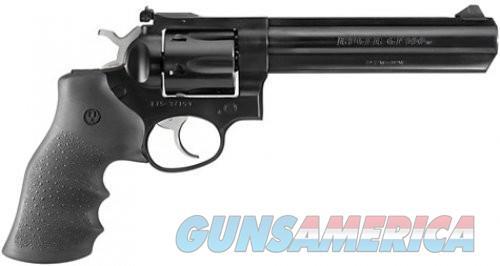 Ruger GP100 Blued .357 Mag 6-inch 6Rd Adjustable Sight  Guns > Pistols > Ruger Double Action Revolver > GP100