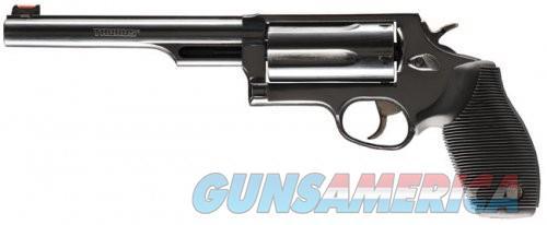 Taurus The Judge Magnum Matte Black .45 Colt / .410 GA 6.5-inch 5Rds  Guns > Pistols > Taurus Pistols > Revolvers