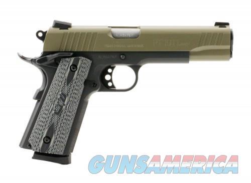 Taurus 1911FS 45acp Cerakote Sand 5in 8rd 1-191101S-VZ  Guns > Pistols > L Misc Pistols