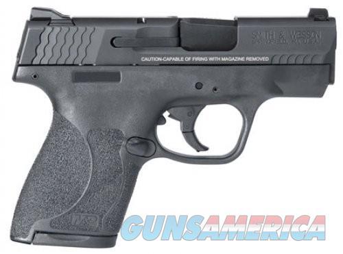 SMITH AND WESSON M&P40 SHIELD M2.0 Black 40 S&W 3.1-inch 7rd  Guns > Pistols > L Misc Pistols