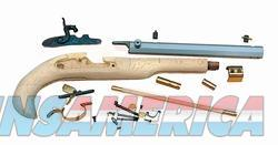 Traditions Kentucky .50-Caliber Percussion Pistol Do-It-Yourself Kit  Guns > Pistols > L Misc Pistols