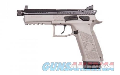 CZ P-10 COMPACT 9MM SUPPRESSOR READY 10RD  Guns > Pistols > L Misc Pistols