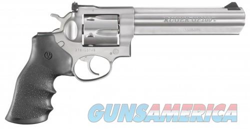 RUGER GP100 Stainless .327 FED 6-inch 7Rds  Guns > Pistols > L Misc Pistols
