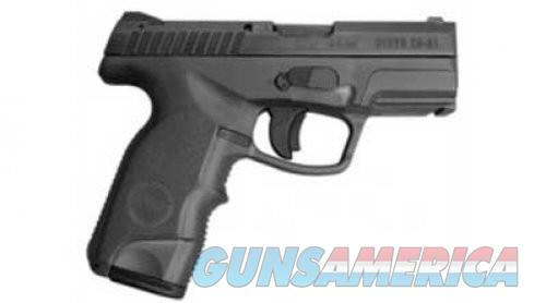Steyr Arms CA1 .40SW 12rd Black Polymer FS  Guns > Pistols > L Misc Pistols