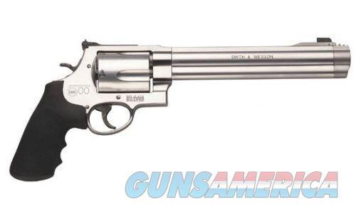 Smith Wesson X-Frame Centerfire Revolvers - Stainless Steel  Guns > Pistols > Smith & Wesson Revolvers > Full Frame Revolver