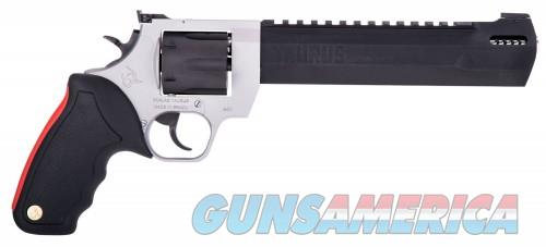 Taurus 44 Raging Hunter Single/Double Stainless .44 Mag 8.375-inch 6Rds  Guns > Pistols > L Misc Pistols