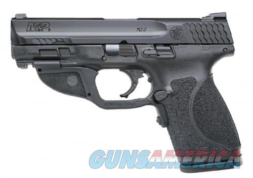 "S&W M&P 2.0 9MM 4"" 15RD BLK LG GRN  Guns > Pistols > L Misc Pistols"