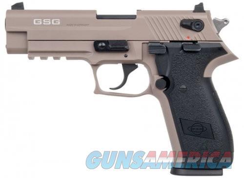 American Tactical Imports GSG Firefly Flat Dark Earth .22 LR 3.9-inch 10Rds  Guns > Pistols > L Misc Pistols