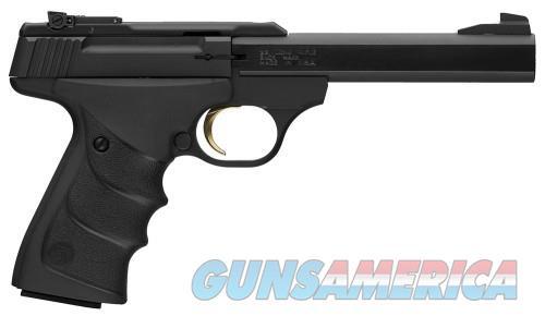 Browning Buck Mark Standard URX Molded ambi grips .22 LR 5.5-inch 10Rd  Guns > Pistols > L Misc Pistols