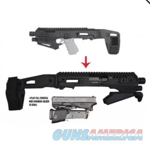 Full Conceal Viper with M3D Folding For Glock Pistol 9mm 21Rds  Guns > Pistols > L Misc Pistols