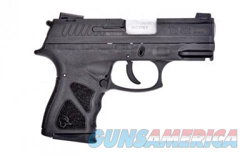 Taurus TH40C (Compact) Matte .40 SW 3.54-inch 15Rds Novak Drift Adj Front & Rear Sights  Guns > Pistols > L Misc Pistols